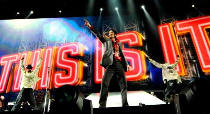 "Michael Jackson Single ""This is It"" Debuts on Web"