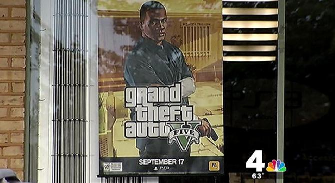 "Teen Beaten, Robbed of ""Grand Theft Auto"" Game"