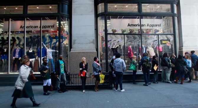 American Apparel Exposed