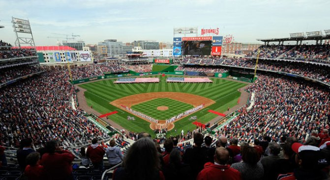 Can Art Get on Base at Nationals Park?
