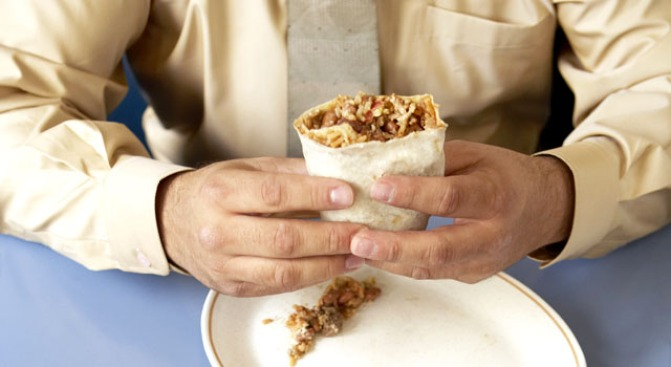 Lost Your Job? Get a Free Burrito