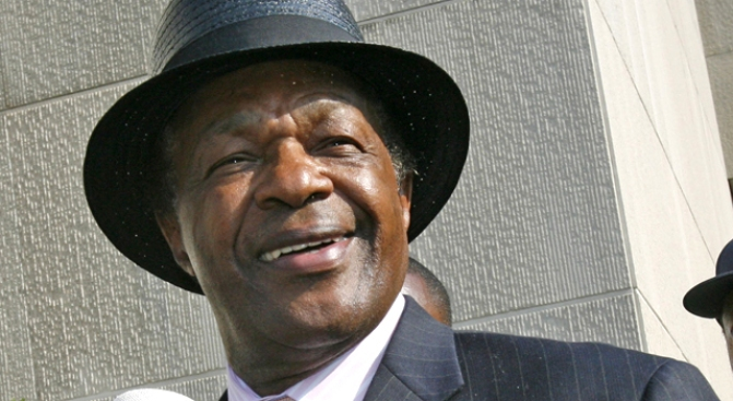 Marion Barry Hospitalized