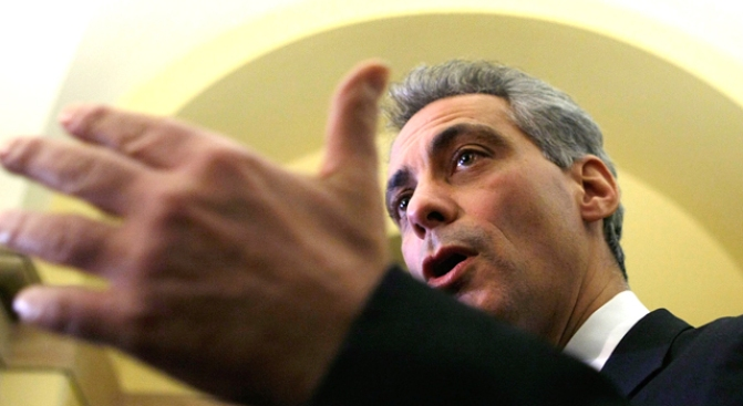 Emanuel Banked an Easy $300K from Freddie Mac
