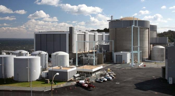 Irene Knocks Nuclear Reactor Off -Line