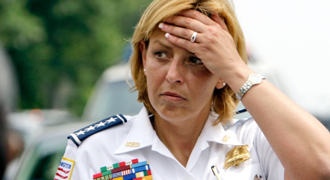 D.C. Police Union Sues to Remove Chief Lanier From Negotiations