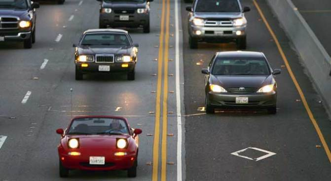 Local Police Focus on HOV Scofflaws