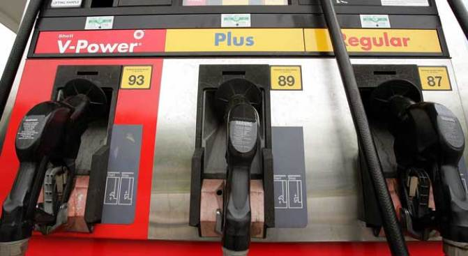 Gas Prices Getting Cheaper