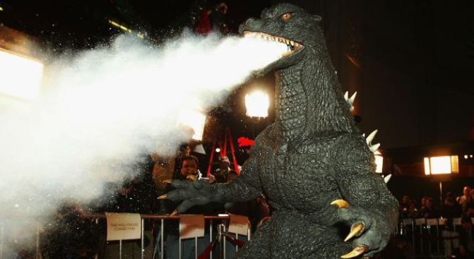 OMGodzilla Attacks!