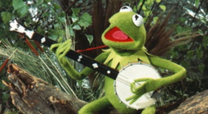 Kermit Headed for Smithsonian