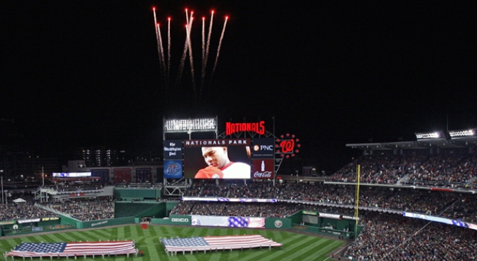 Fire Chief Shuts Down Fireworks at Nats Games