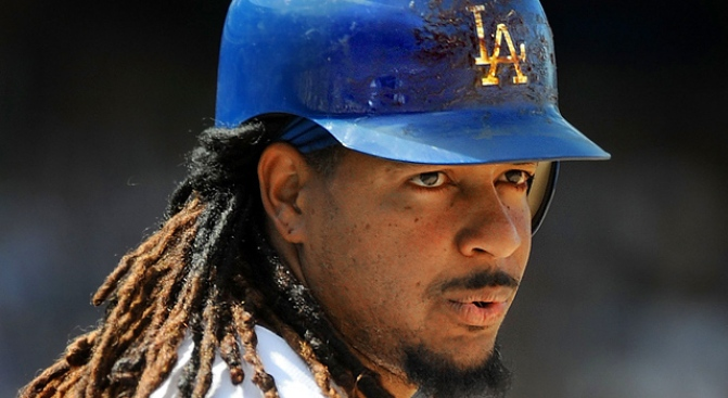 Manny Ramirez Suspended 50 Games for Failed Drug Test
