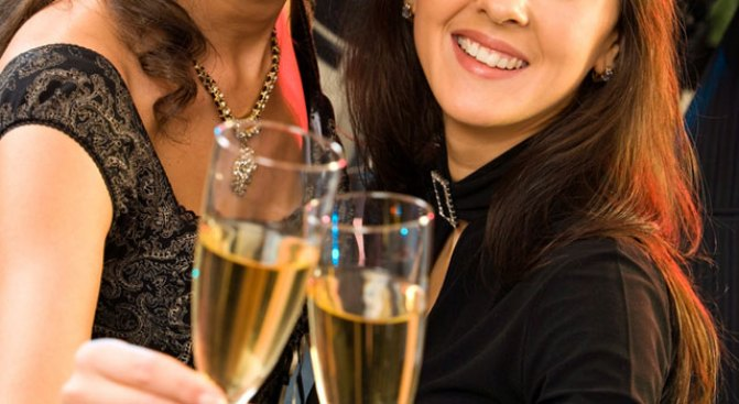 Champagne as a Pain-Killer?