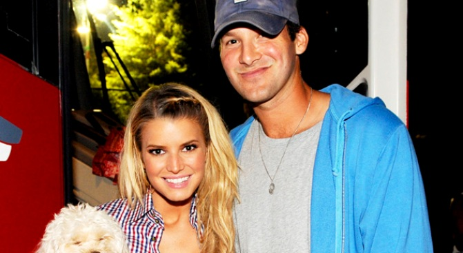 Jessica Simpson Hinted At Break-Up With Tony Romo Before Split