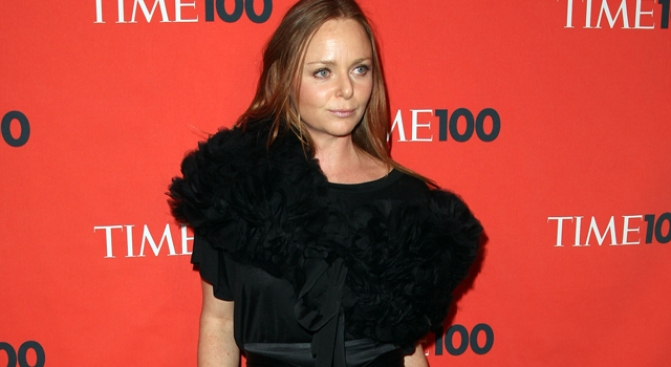 Stella McCartney to Launch Children's Line with Gap
