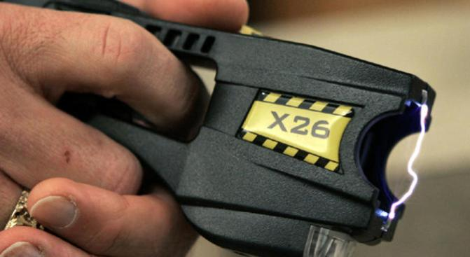 Bill Advances to Arm Va. School Officers With Stun Guns