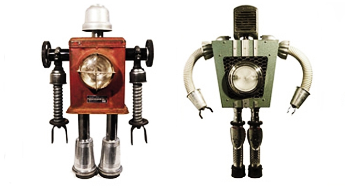 Want This: Mr. Roboto, for Real