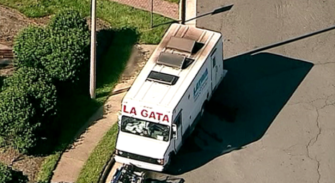 Two Injured in La Gata Food Truck Fire in Fairfax Co.