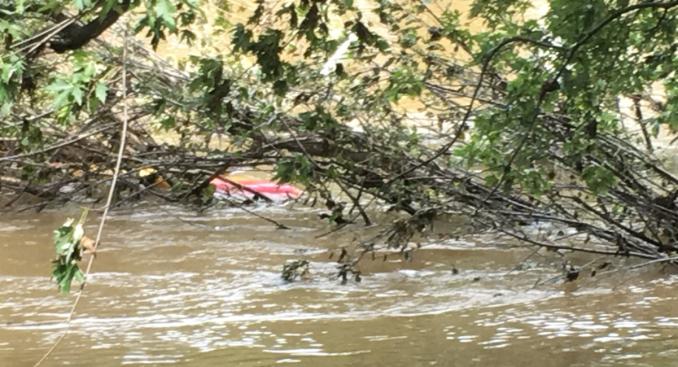 Kayaker Dies After Hitting Debris, Overturning on Maryland River