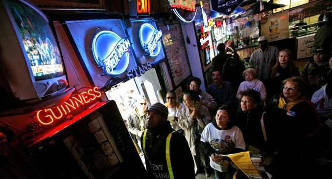 The World's First Fantasy Sports Bar