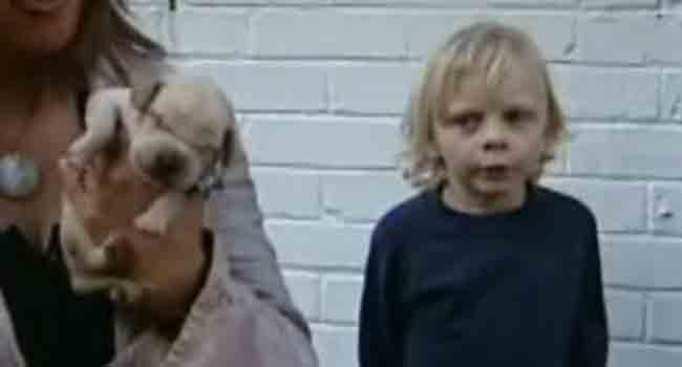 Child Flushes Puppy Down Toilet
