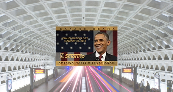 Metro Taking Orders for Inauguration SmarTrip Card