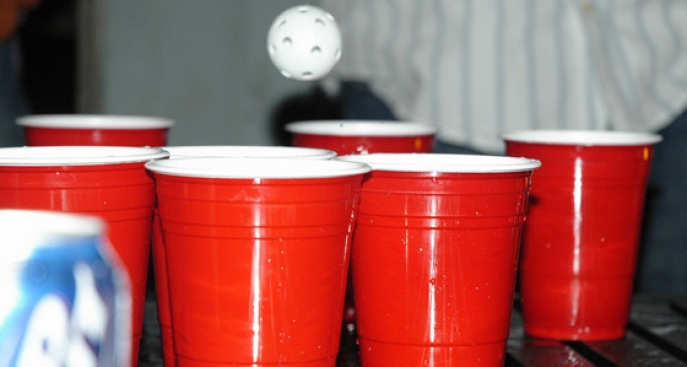 Beer-Pong Ban Gets Sunk
