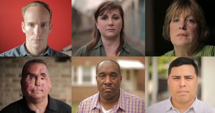 Journey of a Bullet: Survivors Describe What Happens After They Were Shot