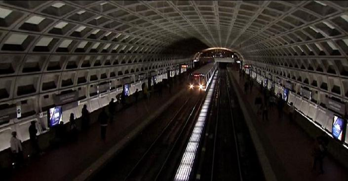Gunfire Inside D.C. Metro Train