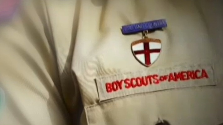 Boy Scouts Lift Ban on Openly Gay Adults