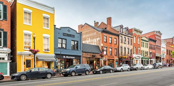 See Road Closures for Halloween in Georgetown