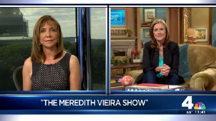 """""""This Is Not About Me"""": Meredith Viera"""