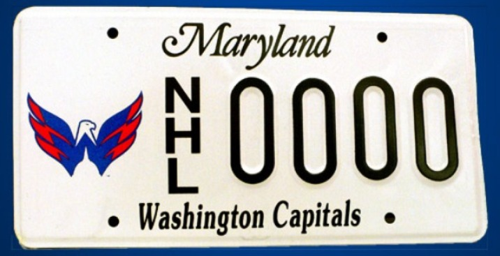 D.C. Fandom: Now in License Plate Format
