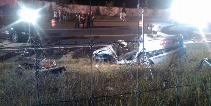 At Least One Seriously Injured in Damascus, Md. Crash