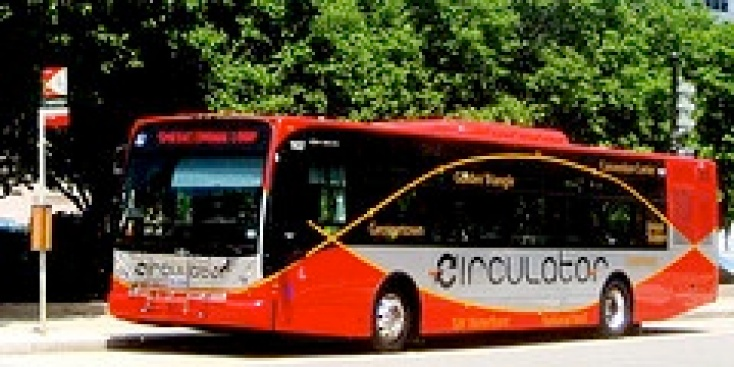 End of Days for Circulator's Upper G'Town Service