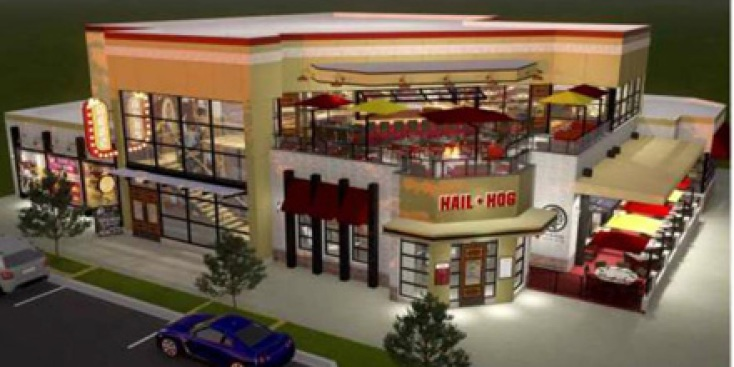 Redskins-Themed Restaurant Opens Friday in Loudoun County
