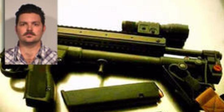 Loaded Rifle Found in Carry-On Bag at DFW Airport