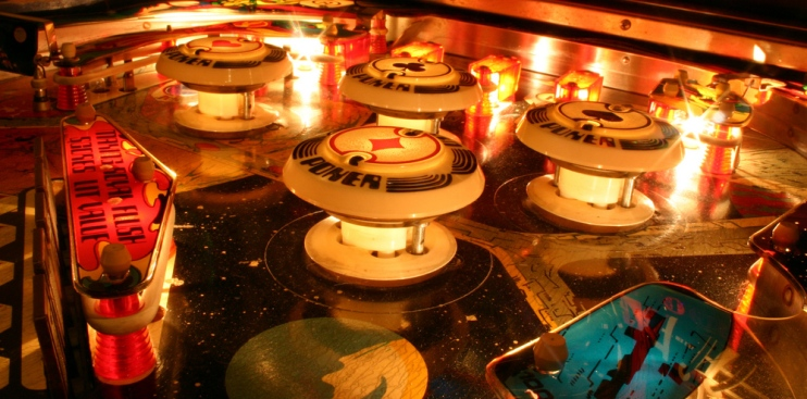 Pinball Wizards Find Den in Silver Spring