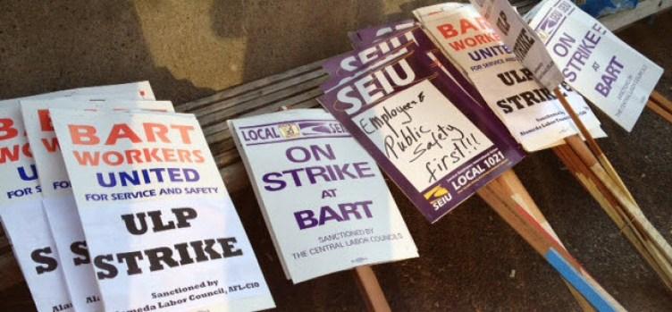 [BAY] Second BART Strike Looms