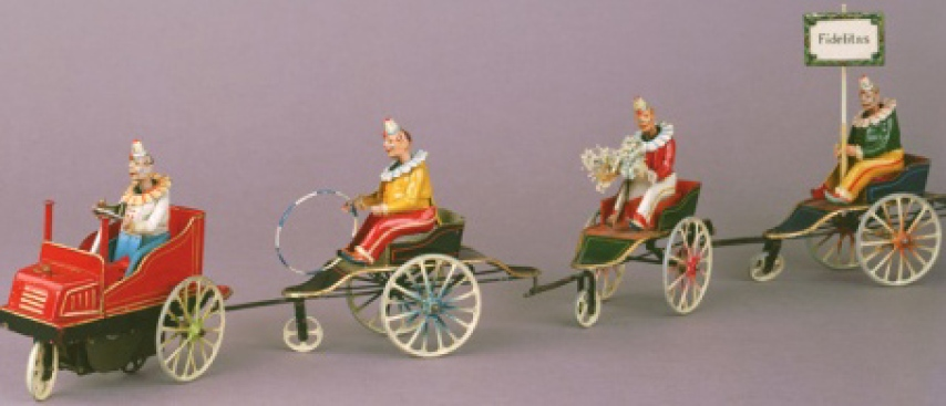 Clown Car Toy Rakes in $103k at Auction