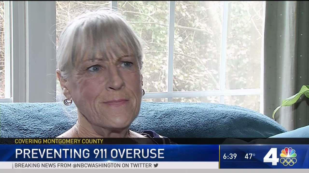 911 'Super Users' Getting Help From Montgomery County