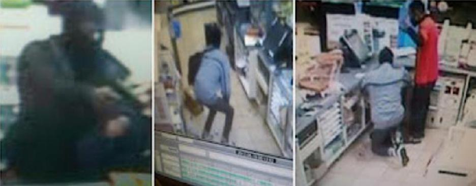 7-Eleven Armed Robbers Sought