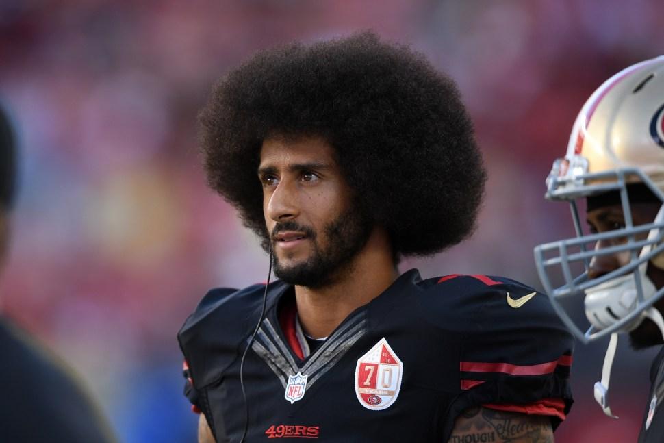 Colin Kaepernick Gets Starting Nod at Quarterback for 49ers