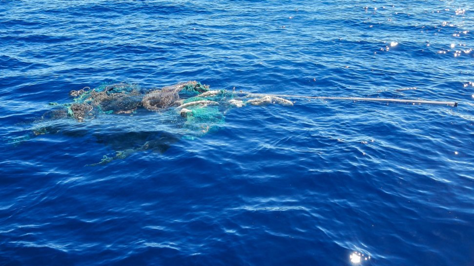 A Patch of Garbage in the Pacific Is Now Twice the Size of Texas