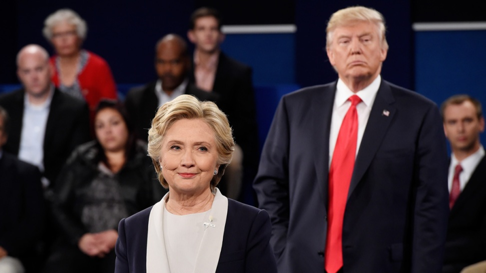 NBC/WSJ Poll: Clinton Now Holds 11-Pt National Lead Over Trump