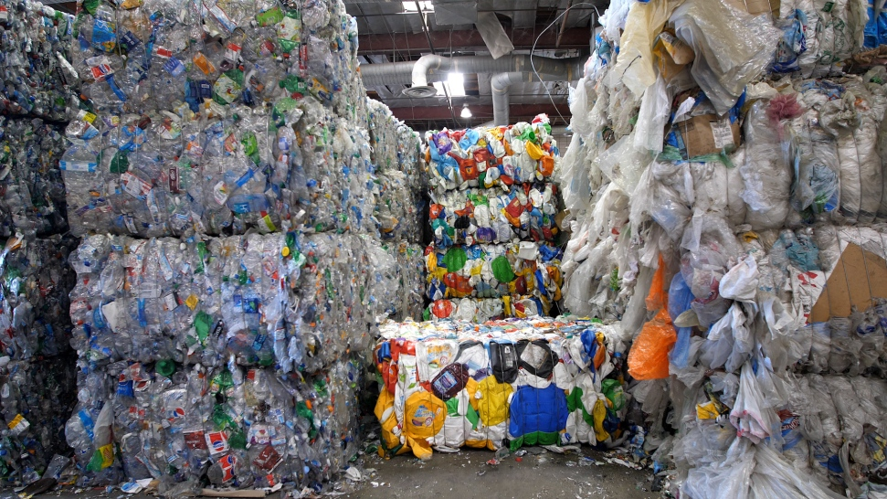 How A New Chinese Policy Is Causing Recycling Nightmare In The Us