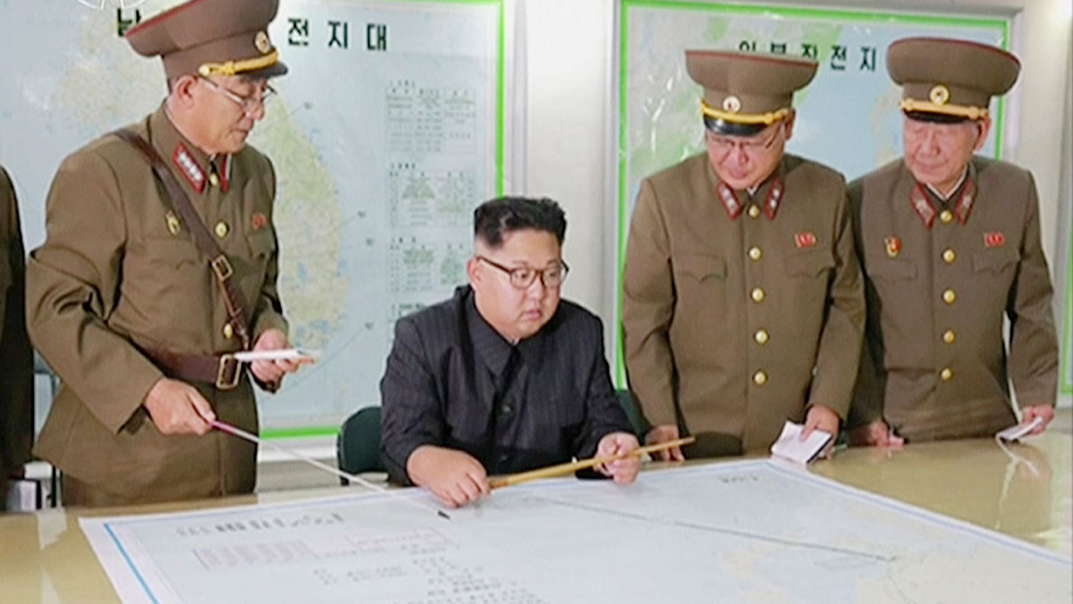 Korea Nuke Test Quakes Raise Fear of 'Radioactive Pollution'