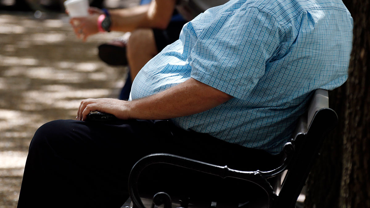 America's Obesity Epidemic Reaches Record High: Report