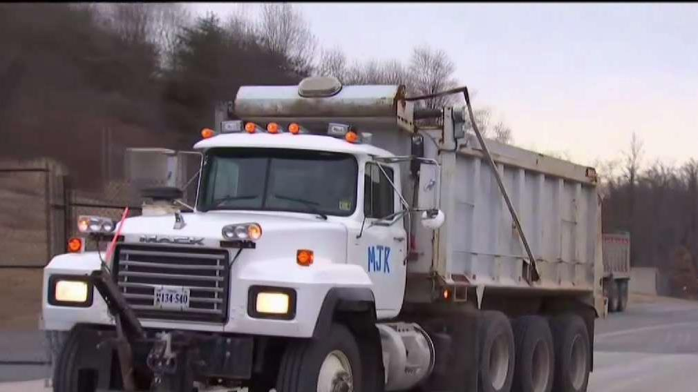 As Wintry Mix Descends on Region, Icy Roads Become Concern