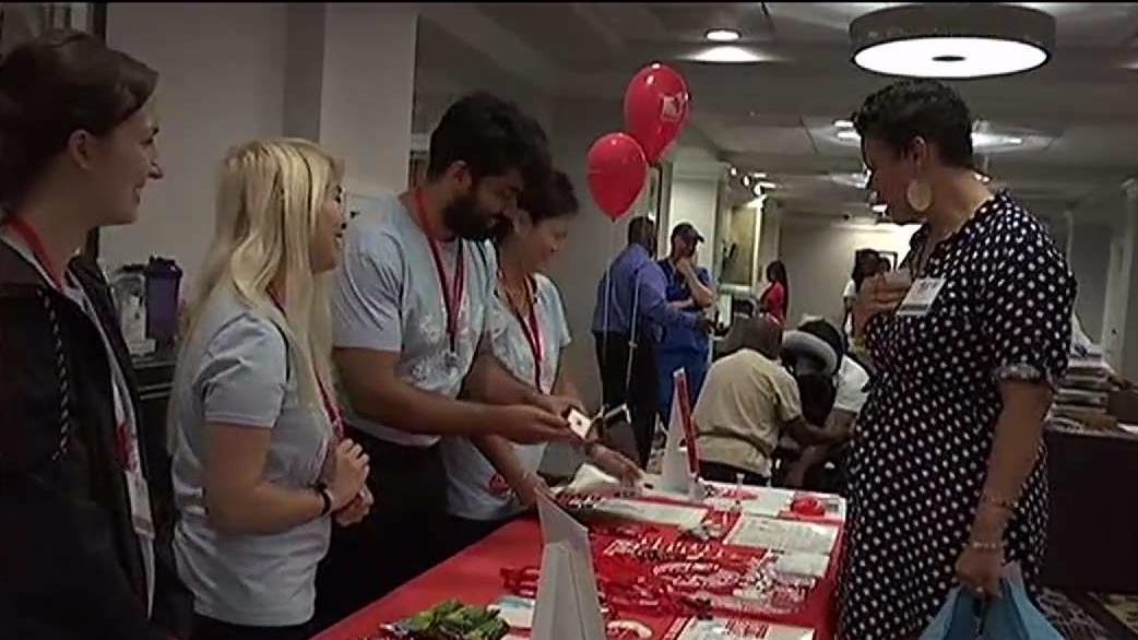 Bone Marrow Registry Drive Held in DC