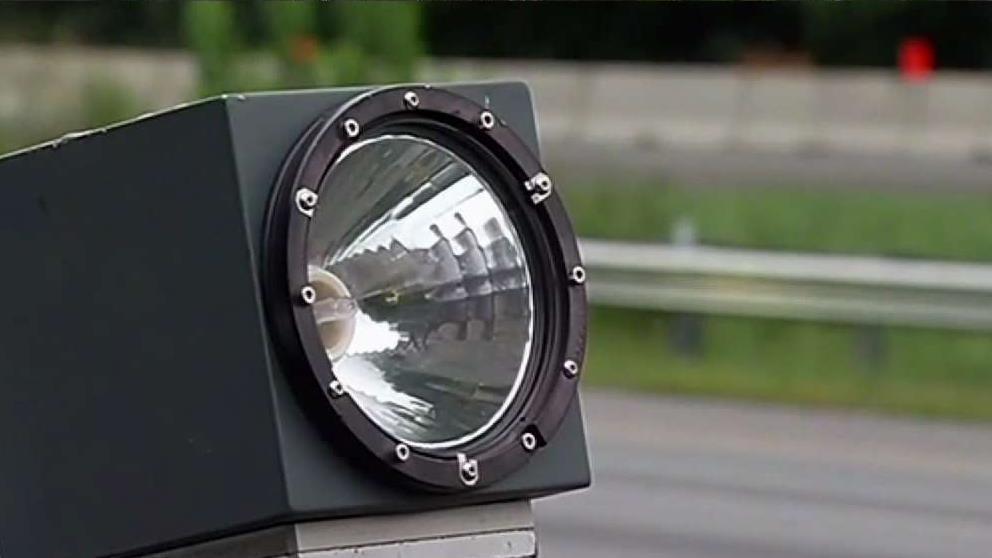 Cameras Catch Maryland Drivers Speeding in Work Zones